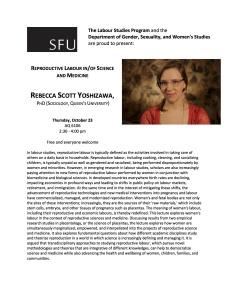 Rebecca Scott Yoshizawa Poster(1)